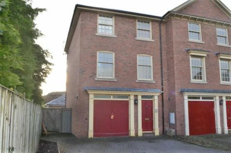 1, Bakehouse Yard, Off High Street, Llanidloes, Powys, SY18, Mid Wales - Semi-Detached / 3 bedroom semi-detached house for sale / £165,000