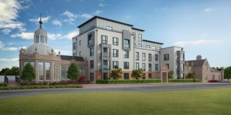 Inverclyde  PA14. 1 bedroom apartment