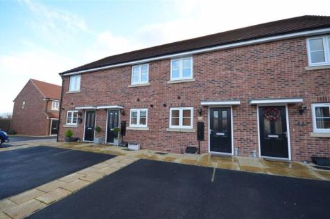 Southlands Close, South Milford, LS25. 2 bedroom town house