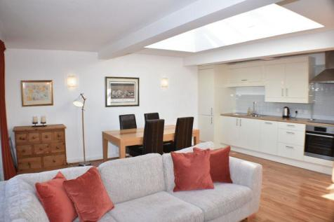 Albion Place, Leeds. 2 bedroom penthouse