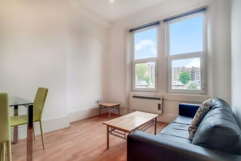 Holland Road, Kensington, W14. 1 bedroom flat