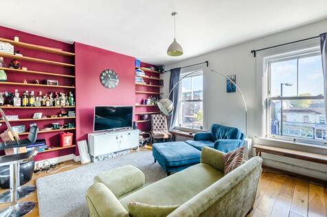 Peckham Rye, East Dulwich, London, SE15. 2 bedroom flat