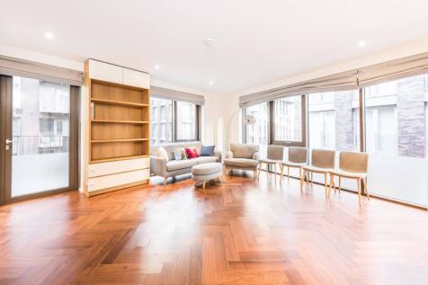Embassy Gardens, Nine Elms, London, SW11. 2 bedroom flat