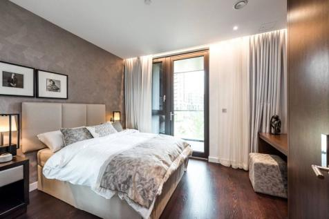 The Residence, Nine Elms, London, SW8. 2 bedroom flat