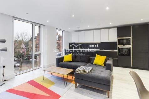 Gaumont Place, London, SW2. 1 bedroom apartment