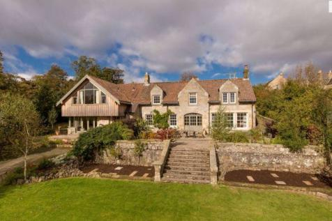 The Coach House, Arnot Tower, Scotlandwell. 6 bedroom country house for sale