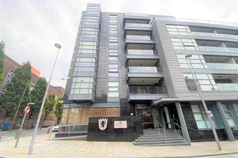 21 Colquitt Street, Liverpool. 2 bedroom apartment for sale