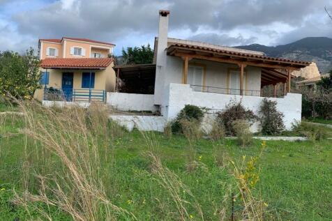 Trapezaki, Cephalonia, Ionian Islands. 2 bedroom detached house for sale