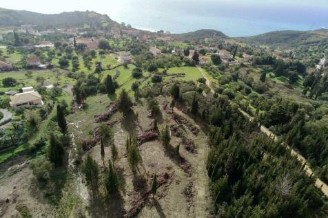 Ratzakli, Cephalonia, Ionian Islands. Land for sale