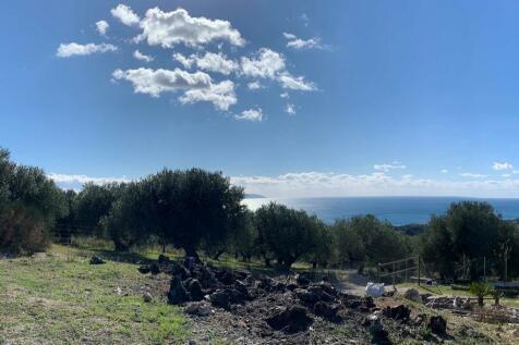 Trapezaki, Cephalonia, Ionian Islands. Plot for sale