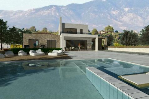 Spartia, Cephalonia, Ionian Islands. 3 bedroom villa for sale