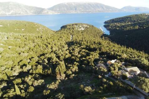 Matsoukata, Cephalonia, Ionian Islands. Plot for sale