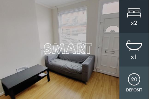 Fleetwood Road, Leicester. 2 bedroom house