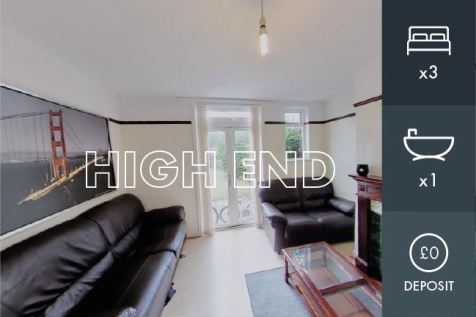 Heather Road, Leicester. 3 bedroom house