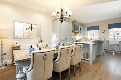 Bellway at City Fields, Novale Way, Wakefield, WF1 4FE. 5 bedroom detached house for sale