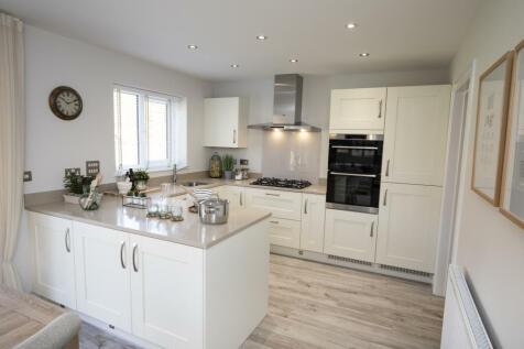 Bellway at City Fields, Novale Way, Wakefield, WF1 4FE. 4 bedroom detached house for sale