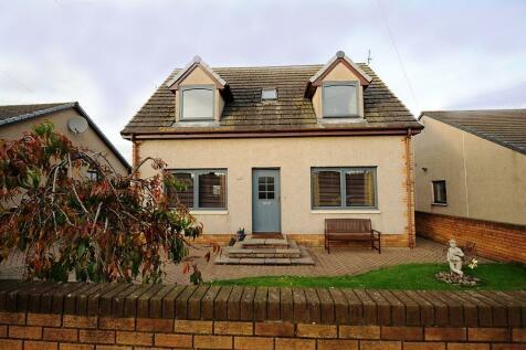 Station Road, Thornton, Fife, KY1. 4 bedroom detached house for sale