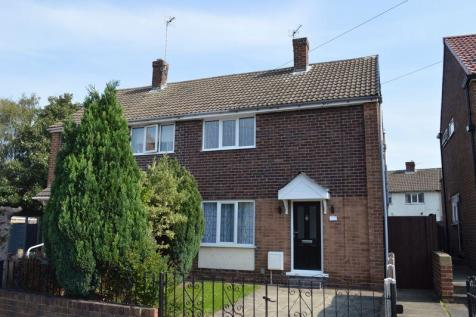 Woodside, Castleford. 2 bedroom semi-detached house
