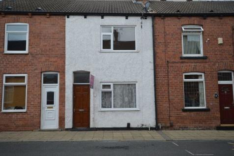 Cannon Street, Castleford. 2 bedroom terraced house