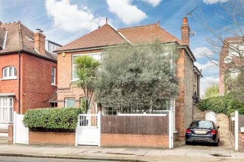 Bath Road, London, W4. 4 bedroom detached house for sale