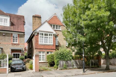 The Avenue, London, W4. 6 bedroom detached house