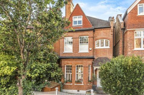 Esmond Road, London, W4. 6 bedroom terraced house