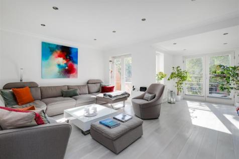 Ravenscourt Square, London, W6. 4 bedroom semi-detached house for sale