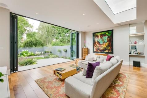 Abinger Road, Chiswick, W4. 5 bedroom semi-detached house