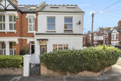 Temple Road, London, W4. 1 bedroom flat