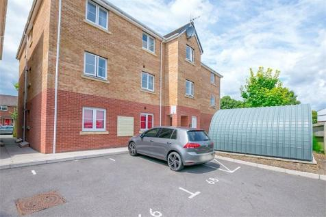 Potters Mews, Greenway Road, Cardiff. 1 bedroom apartment