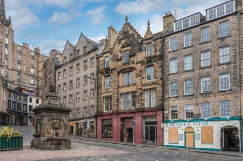 Edmonstone's Close, Edinburgh, Midlothian. 1 bedroom apartment for sale