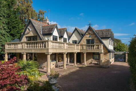 Murrayfield Road, Edinburgh, Midlothian. 6 bedroom detached house for sale