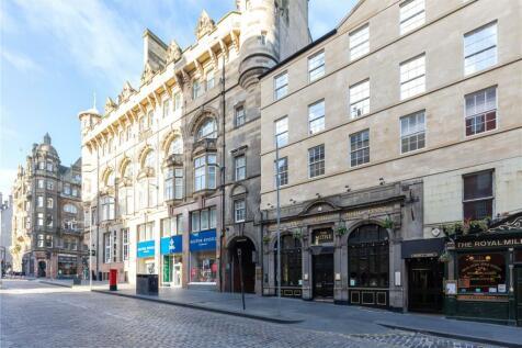 High Street, Edinburgh. 1 bedroom apartment for sale