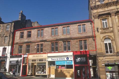 High Street (Royal Mile), Edinburgh. Land for sale