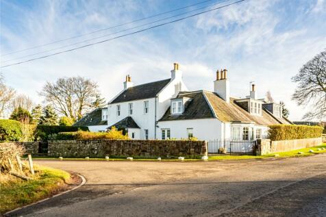 Cross Roads, Kirkgate, Currie. 5 bedroom detached house for sale