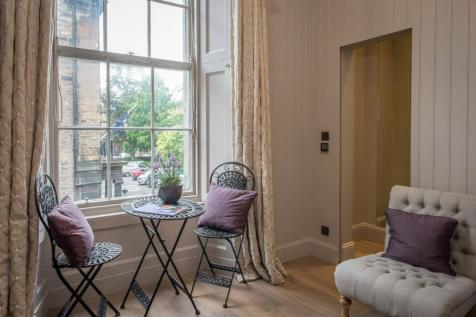 Rutland Square, Edinburgh. 1 bedroom apartment for sale
