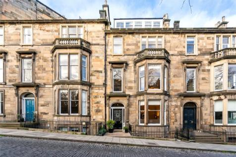 Learmonth Terrace, Edinburgh. 7 bedroom terraced house for sale