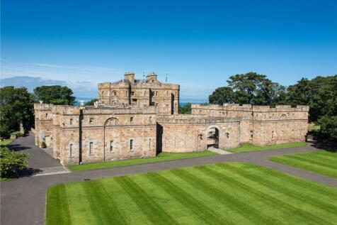 Seton Castle, Longniddry, East Lothian. 13 bedroom detached house for sale