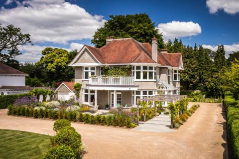 Roslin Road South, Bournemouth, BH3. 5 bedroom detached house
