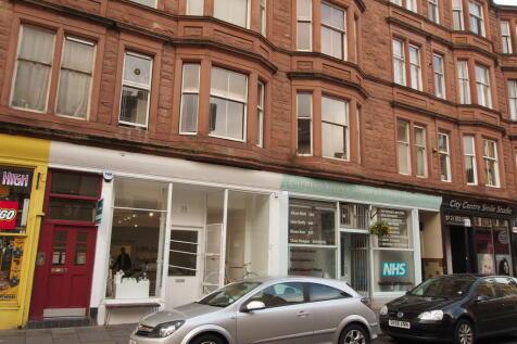 Parnie Street, Glasgow. 1 bedroom flat