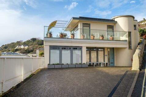 Ventnor, Isle Of Wight. 3 bedroom villa for sale