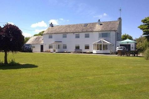 Isle of Anglesey. 7 bedroom property for sale