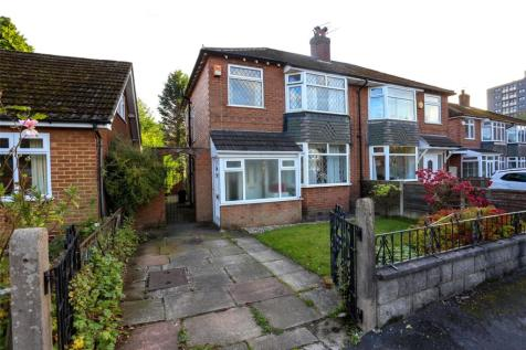 Forbes Close, Offerton, Stockport, SK1. 3 bedroom semi-detached house for sale