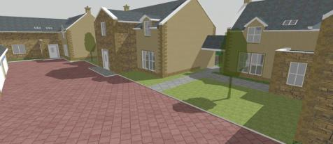 Plot 3, Boxton Road, Falkirk, FK1 2JB. 5 bedroom detached house