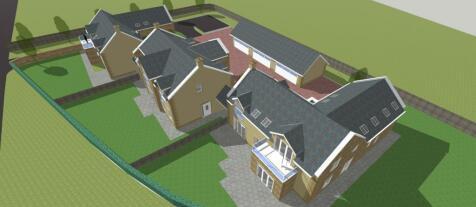 Plot 1, Boxton Road, Falkirk, FK1 2JB. 5 bedroom detached house