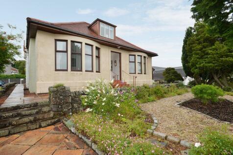 Rockbank Port Glasgow Road, , Kilmacolm, PA13 4QD. 4 bedroom bungalow