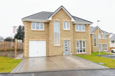 23 Calderside Place, Moffat Manor, Airdrie, ML6 8XQ. 4 bedroom detached villa