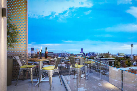 Liverpool Views Apartment, Rose Place, Liverpool, L3 3BN property