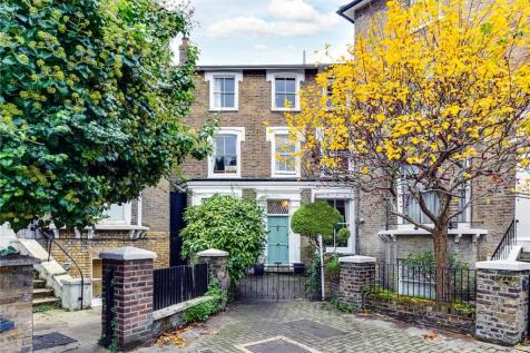 Durand Gardens, London, SW9. 5 bedroom detached house for sale