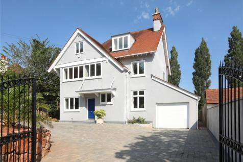 Petitor Road, St Marychurch, Torquay, Devon. 5 bedroom detached house